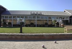 FARM offers Wine Country Fresh Cuisine at the Carneros Inn & Spa.