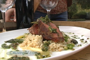 PlumpJack Wine Pairing with BBQ on California Living