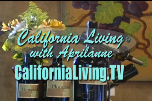 "California Living® with host Aprilanne Hurley dishes ""Steps to Wine Tasting"" and more on ION Television."