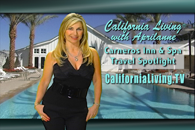 CALIFORNIA LIVING® spotlights the Carneros Inn Napa Valley, California.