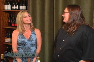 "California Living® host Aprilanne Hurley interviews Sandra Bernstein, owner of ""girl and the fig"" located in Sonoma California."