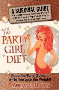 The Party Girl Diet™ by CALIFORNIA LIVING® TV series creator & host Aprilanne Hurley.