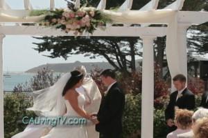 California Living® host Aprilanne Hurley spotlights Oceano Hotel & Spa's award winning Bay Area Wedding Venue on ION Television.