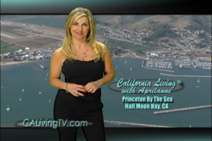 New California Living ® TV host Aprilanne Hurley spotlights how Mavericks surf spot was discovered.