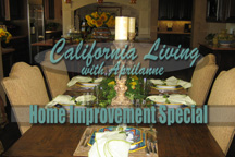 California Living ® with Aprilanne Hurley Home Improvement  Special