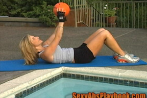 Score seriously sexy abs with California Living® host and Party Girl Diet™ author Aprilanne Hurley on ION Television.