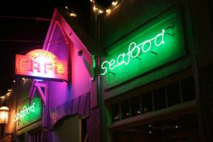 California Living® spotlights Sam's Anchor Cafe in Tiburon, California.