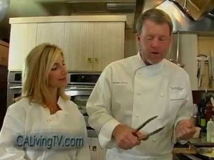California Living ® reveals the secrets to Napa Valley wine and food pairing on ION Television.