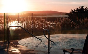 California Living® spotlights a fabulous getaway at the Bodega Bay Lodge & Spa on the beautiful Sonoma Coast.