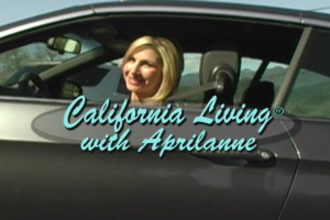California Living® host Aprilanne Hurley is on-location in Tiburon, California.
