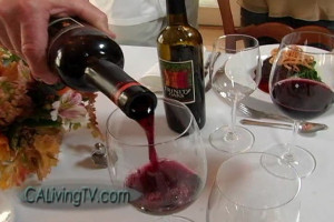 California Living® host Aprilanne Hurley celebrates California Wine Month with Napa Valley Special.