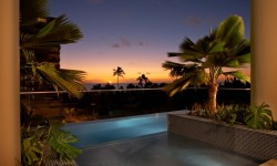 "California Living ® invites you to ""Live the Life"" at Trump Waikiki Beach Walk ® this season."