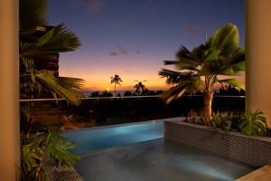 "California Living ® invites you to ""Live the Life"" at Trump Waikiki Beach Walk ® this season."