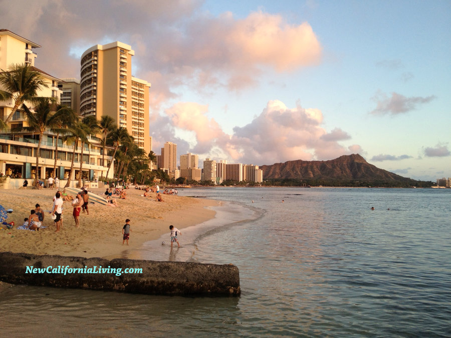 California Living ® TV Spotlights Waikiki Beach, Hawaii