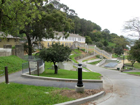 California Living ® host Aprilanne Hurley invites you to experience the U.S Immigration Station on Angel Island State Park.