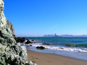 California Living ® host Aprilanne Hurley invites you to discover Angel Island's Perles Beach.
