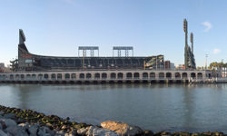 Take in SF Giants home games on-board an Angel Island Ferry McCovey Cove Cruise.