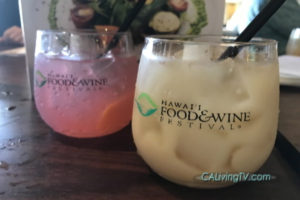 California Living® shines the spotlight on the Annual Hawaii Food & Wine Festival.