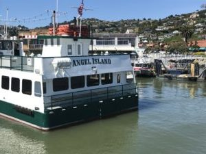 "California Living ® invites you to ""Party on the Bay...Your Way"" with Angel Island Ferry Private Charters & Events."