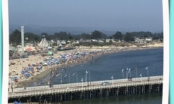 "California Living ® host Aprilanne Hurley kicks off new series ""California Beach Towns"" with inside look at Santa Cruz, California."