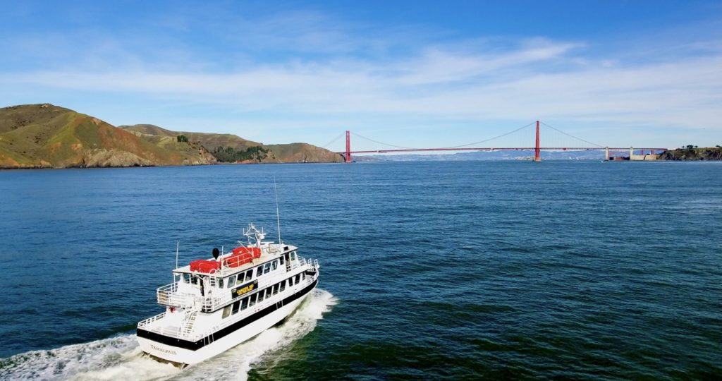 California Living ® TV host Aprilanne Hurley invites you to cruise into 2020 aboard a New Year's Eve Fireworks Cruise.