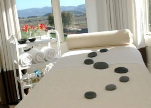 California Living ® host Aprilanne Hurley invites you to check out the Spa at Carneros - at the Carneros Resort and Spa.